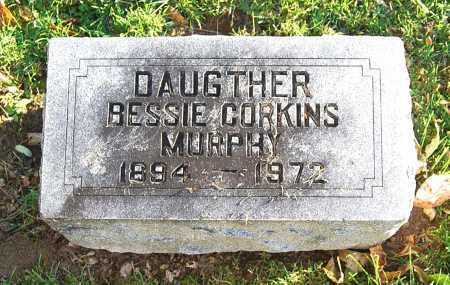 CORKINS MURPHY, BESSIE E. - Juniata County, Pennsylvania | BESSIE E. CORKINS MURPHY - Pennsylvania Gravestone Photos