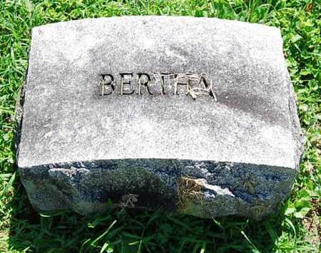 BARTON MURPHY, BERTHA - Juniata County, Pennsylvania | BERTHA BARTON MURPHY - Pennsylvania Gravestone Photos