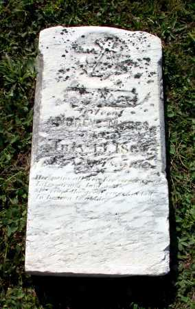 MYERS, MARY A. - Juniata County, Pennsylvania | MARY A. MYERS - Pennsylvania Gravestone Photos
