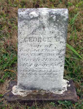 NAYLOR, GEORGE G. - Juniata County, Pennsylvania   GEORGE G. NAYLOR - Pennsylvania Gravestone Photos