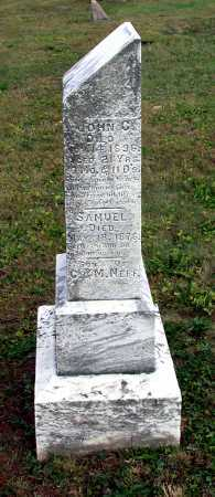 NEFF, SAMUEL - Juniata County, Pennsylvania | SAMUEL NEFF - Pennsylvania Gravestone Photos