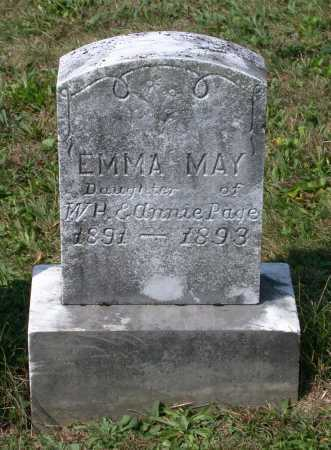 PAIGE, EMMA MAY - Juniata County, Pennsylvania | EMMA MAY PAIGE - Pennsylvania Gravestone Photos