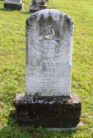 PARKER, JACOB - Juniata County, Pennsylvania   JACOB PARKER - Pennsylvania Gravestone Photos