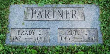 PARTNER, MARY RUTH - Juniata County, Pennsylvania | MARY RUTH PARTNER - Pennsylvania Gravestone Photos