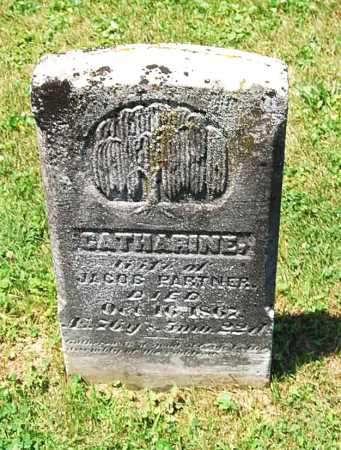 AUGHEY PARTNER, CATHERINE - Juniata County, Pennsylvania | CATHERINE AUGHEY PARTNER - Pennsylvania Gravestone Photos