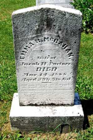 PARTNER, EMMA R. - Juniata County, Pennsylvania | EMMA R. PARTNER - Pennsylvania Gravestone Photos