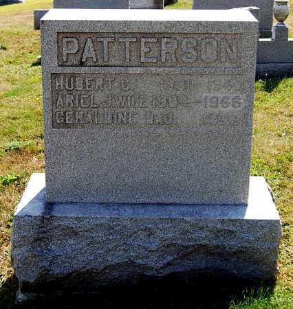 PATTERSON, ARIEL J. - Juniata County, Pennsylvania | ARIEL J. PATTERSON - Pennsylvania Gravestone Photos