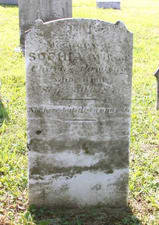 PAULING, SOPHIA - Juniata County, Pennsylvania | SOPHIA PAULING - Pennsylvania Gravestone Photos