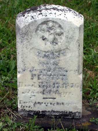 PETTIT, (INFANT SON) - Juniata County, Pennsylvania | (INFANT SON) PETTIT - Pennsylvania Gravestone Photos