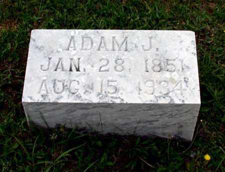 PETTIT, ADAM J. - Juniata County, Pennsylvania | ADAM J. PETTIT - Pennsylvania Gravestone Photos