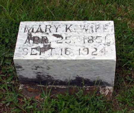 PETTIT, MARY - Juniata County, Pennsylvania | MARY PETTIT - Pennsylvania Gravestone Photos