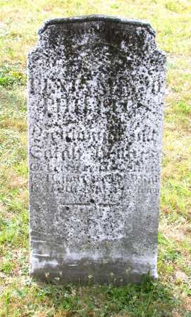 PHILLIPS, BENJAMIN J. - Juniata County, Pennsylvania | BENJAMIN J. PHILLIPS - Pennsylvania Gravestone Photos