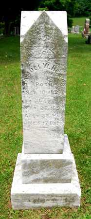 HEAPS, SAMUEL W. - Juniata County, Pennsylvania | SAMUEL W. HEAPS - Pennsylvania Gravestone Photos