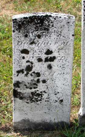 RICE, MARY JANE - Juniata County, Pennsylvania   MARY JANE RICE - Pennsylvania Gravestone Photos