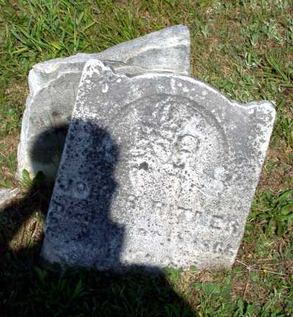 RITNER, JOHN R. - Juniata County, Pennsylvania   JOHN R. RITNER - Pennsylvania Gravestone Photos