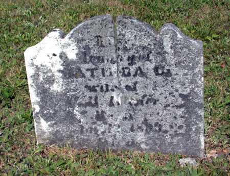 RICE RITNER, MATILDA C. - Juniata County, Pennsylvania | MATILDA C. RICE RITNER - Pennsylvania Gravestone Photos