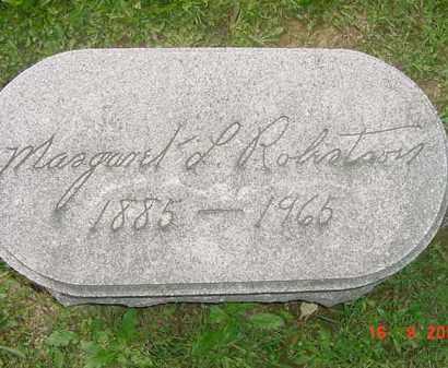 LAUTHERS ROBERTSON, MARGARET L. - Juniata County, Pennsylvania | MARGARET L. LAUTHERS ROBERTSON - Pennsylvania Gravestone Photos