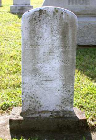 ROBISON, MARY B. CAROLINE - Juniata County, Pennsylvania | MARY B. CAROLINE ROBISON - Pennsylvania Gravestone Photos