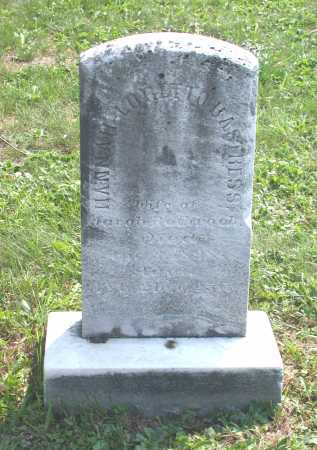 ROTHROCK, HANNAH LORETTA - Juniata County, Pennsylvania | HANNAH LORETTA ROTHROCK - Pennsylvania Gravestone Photos