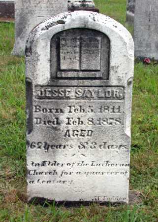 SAYLOR, JESSE - Juniata County, Pennsylvania | JESSE SAYLOR - Pennsylvania Gravestone Photos