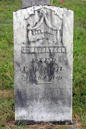 "RICE SAYLOR, JULIANNA ""JUDA"" - Juniata County, Pennsylvania   JULIANNA ""JUDA"" RICE SAYLOR - Pennsylvania Gravestone Photos"