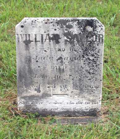SAYLOR, WILLIAM - Juniata County, Pennsylvania | WILLIAM SAYLOR - Pennsylvania Gravestone Photos
