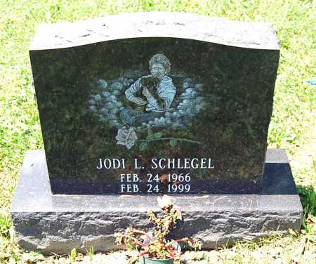 SCHLEGEL, JODI L. - Juniata County, Pennsylvania | JODI L. SCHLEGEL - Pennsylvania Gravestone Photos