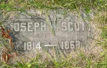 SCOTT, JOSRPH - Juniata County, Pennsylvania | JOSRPH SCOTT - Pennsylvania Gravestone Photos