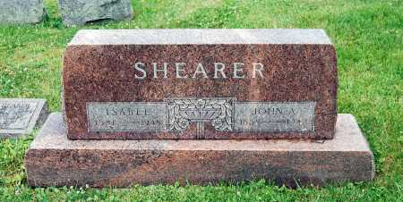 SHEARER, JOHN A. - Juniata County, Pennsylvania | JOHN A. SHEARER - Pennsylvania Gravestone Photos