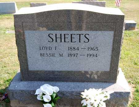 SHEETS, BESSIE MARJORY - Juniata County, Pennsylvania | BESSIE MARJORY SHEETS - Pennsylvania Gravestone Photos
