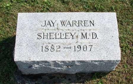 SHELLEY, JAY WARREN - Juniata County, Pennsylvania | JAY WARREN SHELLEY - Pennsylvania Gravestone Photos