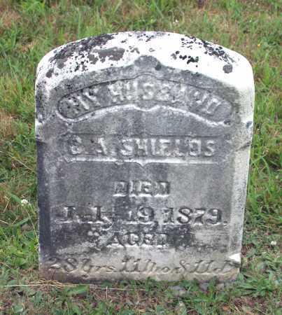 SHIELDS, G. A. - Juniata County, Pennsylvania | G. A. SHIELDS - Pennsylvania Gravestone Photos