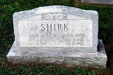 BOOK SHIRK, MABEL - Juniata County, Pennsylvania | MABEL BOOK SHIRK - Pennsylvania Gravestone Photos