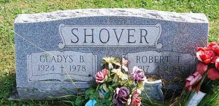 BURD SHOVER, GLADYS - Juniata County, Pennsylvania   GLADYS BURD SHOVER - Pennsylvania Gravestone Photos
