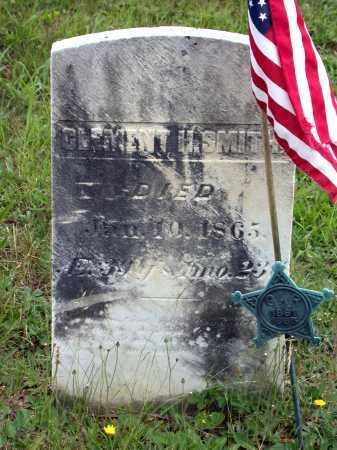 SMITH, CLEMENT H. - Juniata County, Pennsylvania | CLEMENT H. SMITH - Pennsylvania Gravestone Photos