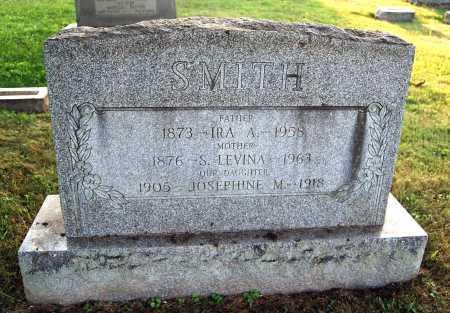 SMITH, IRA A. - Juniata County, Pennsylvania   IRA A. SMITH - Pennsylvania Gravestone Photos