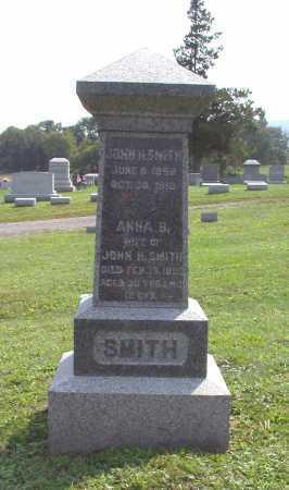 SMITH, JOHN H. - Juniata County, Pennsylvania   JOHN H. SMITH - Pennsylvania Gravestone Photos