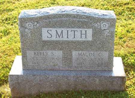 SMITH, MAUDE C. - Juniata County, Pennsylvania | MAUDE C. SMITH - Pennsylvania Gravestone Photos