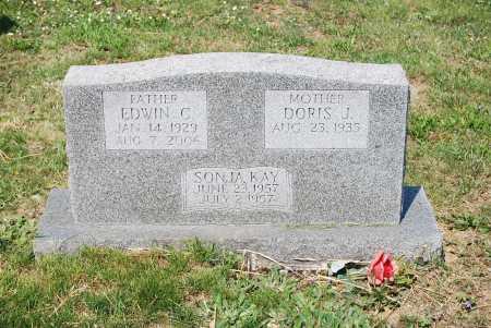 NAYLOR SOLT, DORIS J. - Juniata County, Pennsylvania | DORIS J. NAYLOR SOLT - Pennsylvania Gravestone Photos