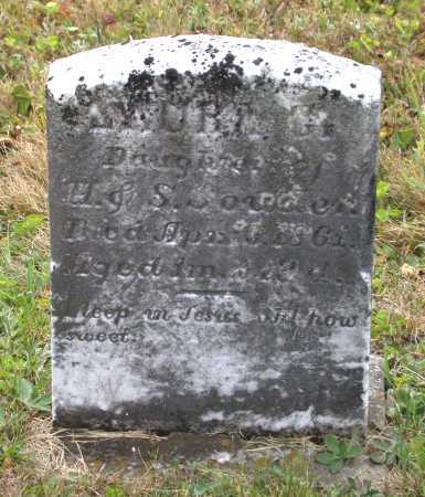 SOUDER, LAURA C. - Juniata County, Pennsylvania | LAURA C. SOUDER - Pennsylvania Gravestone Photos