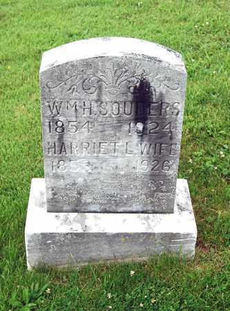 SOUDERS, WILLIAM HERBERT - Juniata County, Pennsylvania | WILLIAM HERBERT SOUDERS - Pennsylvania Gravestone Photos