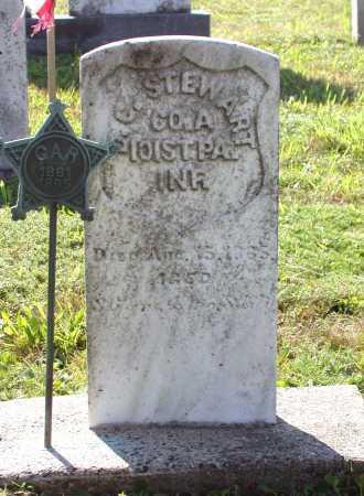 STEWART, D. C. - Juniata County, Pennsylvania | D. C. STEWART - Pennsylvania Gravestone Photos