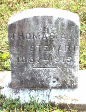 STEWART, THOMAS A. - Juniata County, Pennsylvania   THOMAS A. STEWART - Pennsylvania Gravestone Photos