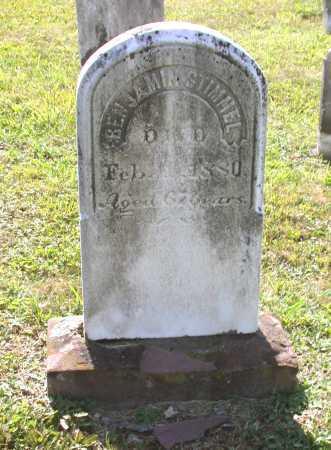 STIMMEL, BENJAMIN F. - Juniata County, Pennsylvania   BENJAMIN F. STIMMEL - Pennsylvania Gravestone Photos
