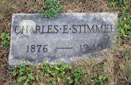 STIMMEL, CHARLES E. - Juniata County, Pennsylvania | CHARLES E. STIMMEL - Pennsylvania Gravestone Photos