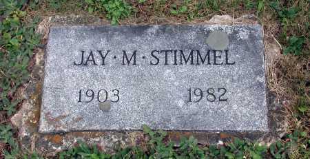 STIMMEL, JAY M. - Juniata County, Pennsylvania | JAY M. STIMMEL - Pennsylvania Gravestone Photos