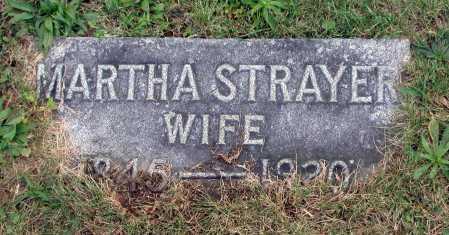 "STIMMEL, MARTHA J. ""JENNIE"" - Juniata County, Pennsylvania | MARTHA J. ""JENNIE"" STIMMEL - Pennsylvania Gravestone Photos"