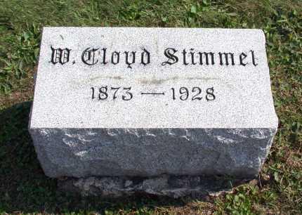 STIMMEL, WILLIAM CLOYD - Juniata County, Pennsylvania | WILLIAM CLOYD STIMMEL - Pennsylvania Gravestone Photos