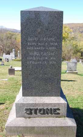 STONE, DAVID D. - Juniata County, Pennsylvania | DAVID D. STONE - Pennsylvania Gravestone Photos