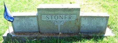 BOSSERT STONER, M. ALBERTHA - Juniata County, Pennsylvania | M. ALBERTHA BOSSERT STONER - Pennsylvania Gravestone Photos